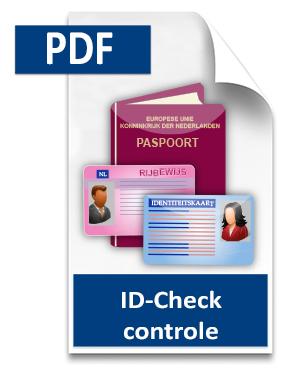 Update inzake ID controle bij Autobedrijf