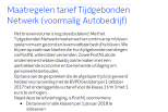 Tarieven PostNL Autobedrijf – Haal en Breng ritten